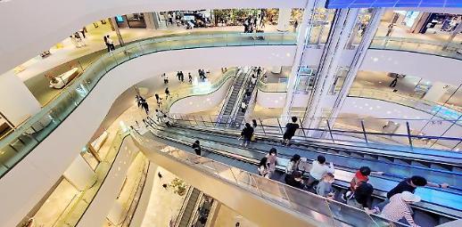 """""""与新冠共存""""模式开启在望 韩线下流通行业期待倍增"""