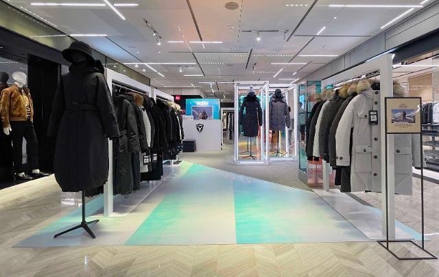 쌀쌀해진 날씨에…신세계백화점, 프리미엄 패딩 인기