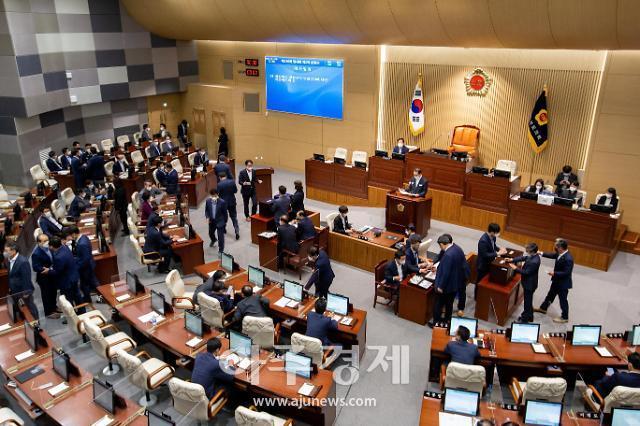 경북도, 군위군 대구시 편입 경북도의회 '찬성 의견' 행안부 제출