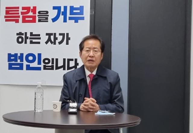 """[이슈체크] """"李·尹 피장파장"""" 도덕성 부각 나선 홍준표...崔 합류로 중도 확장성 잡나"""