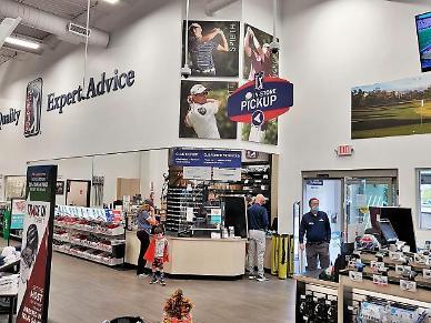 [PGA 탐방] 코로나 이후 미국 골프용품점은?