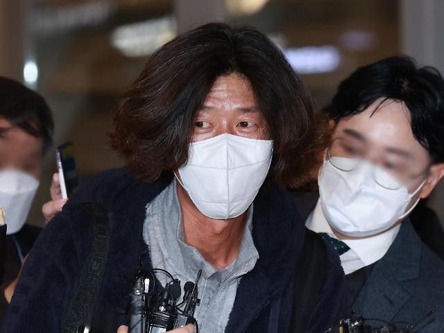 檢 대장동 키맨 남욱, 공항서 체포, 이르면 내일 구속영장