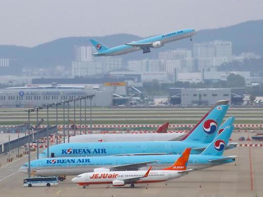 油价飞涨韩元疲软 韩航空公司压力山大