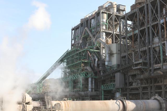 [르포] 쓰레기 대란 시멘트가 해결사로…쌍용C&E, 탄소중립 앞장