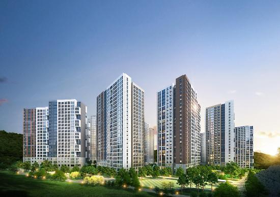 GS건설, 오포자이 오브제 사이버 견본주택 오픈 본격 분양 돌입