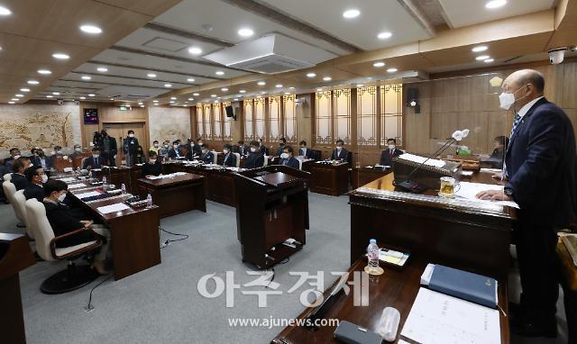 홍성군의회, 코로나19 상생국민지원금 전군민 지급 '근거' 마련