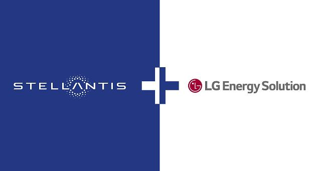 Stellantis partners with LG Energy Solution to form battery joint venture for North America