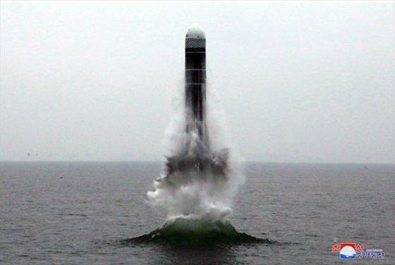 朝鲜向东海试射弹道导弹 韩美继续探讨终战宣言