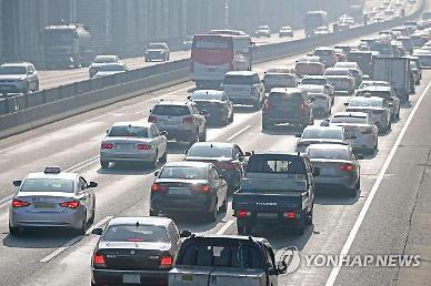 코로나19 효과 사라졌다…9월 자동차보험 손해율 전월 대비 5%p 상승