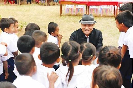 韩国艾多美集团向国际儿童养育机构捐赠1000万美元