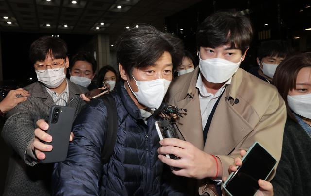 [포토] 검찰 조사 마친 남욱 변호사