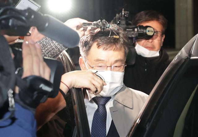 [포토] 검찰 조사 마친 김만배