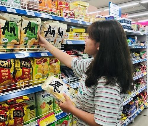 新一代K-零食代表 好丽友米饼An在越南销量破亿