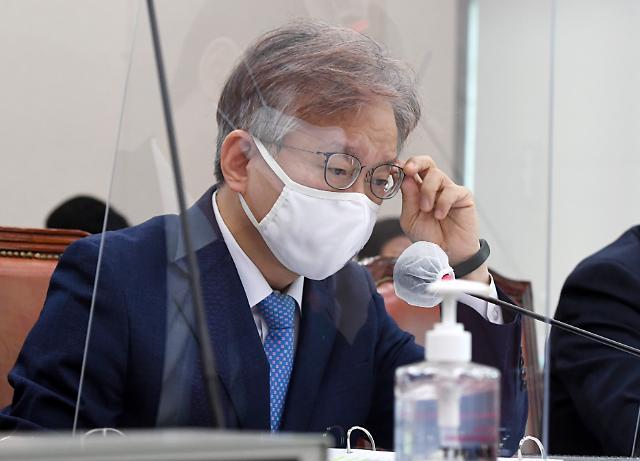 """[2021 국감] 권칠승 장관 """"4차 재난지원금 사각지대 외면, 사실과 달라"""""""