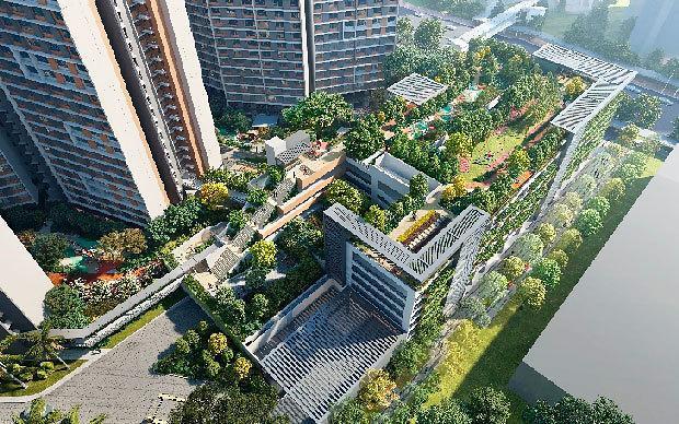 [NNA] 싱가포르 퀸즈타운, '헬스지구'로 재개발… 고령화 대비