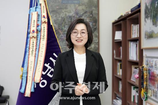 """은수미 시장, """"대장동 관련 성남시민의 권리 최우선으로 하겠다"""""""