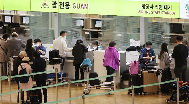 海外旅行不再是梦 仁川国际机场下半年旅客吞吐量同比大增