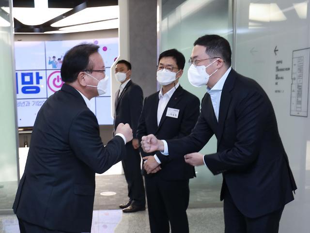[위클리人] 구광모 LG 회장, '청년 일자리' 챙긴다···AI·벤처와 '동반상승' 기대