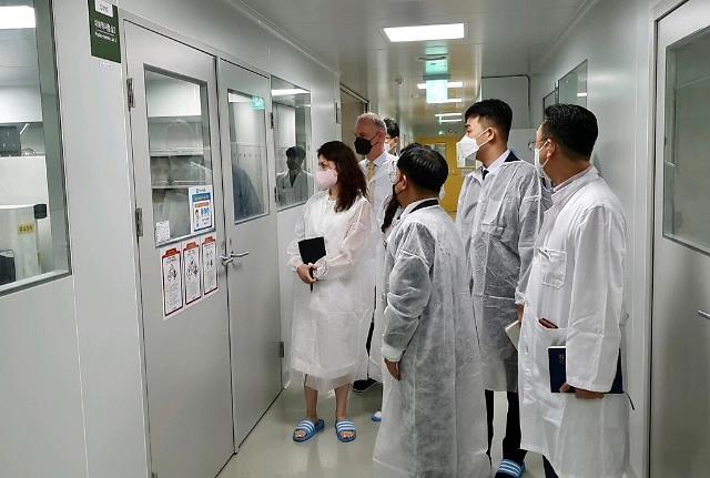 휴메딕스 코로나 백신 생산 시설·장비 정부 지원사업 선정