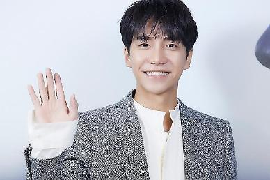 Popular singer-actor Lee Seung-gi to take legal action against cyberbullies