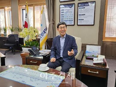 [인터뷰] 김용찬 충남도립대학교 총장…무상교육, 새로운 혁신의 기회로 활용하겠다