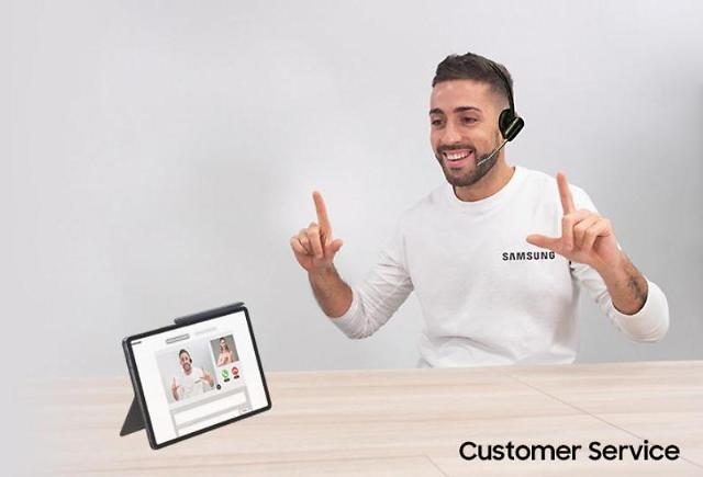삼성전자, 청각 장애인 위한 수어 서비스 확대...연말까지 50개국 서비스 제공