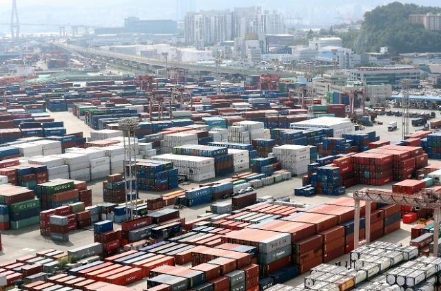 중소기업 3분기 수출 역대 최대…11개월 연속 증가