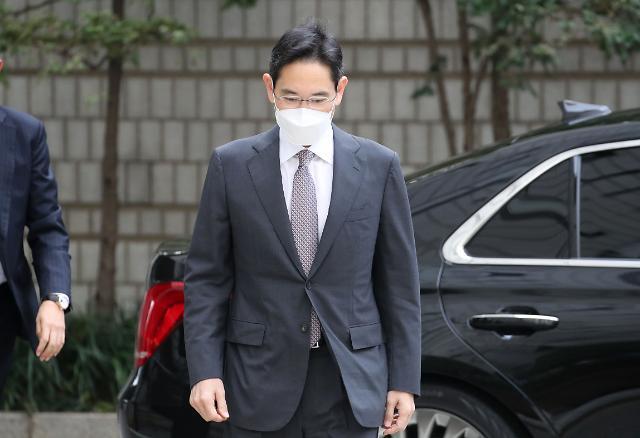 '프로포폴 불법투약' 이재용 삼성 부회장, 오늘 1심 판결