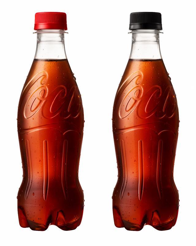 可口可乐在韩推全球首款无标签瓶