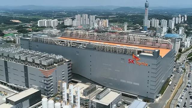 SK하이닉스, 역대 최대 분기 매출...2년 반 만에 4조원대 영업익 달성