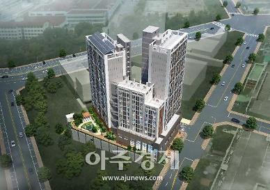 성남시, 성남재생산단 지역전략산업지원주택 입주자 모집