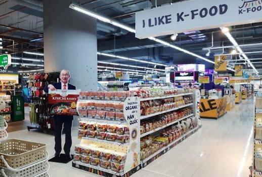 Sức hút của K-food tại thị trường nước ngoài