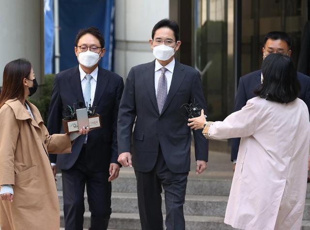 李在镕非法注射麻醉药 一审被判罚款7000万韩元