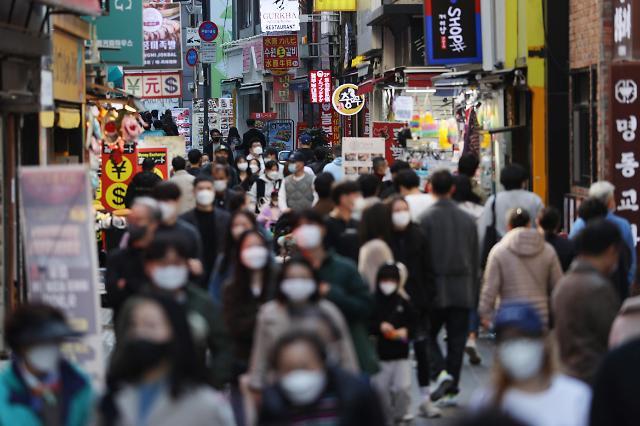 """""""与新冠共存""""下月开启  新模式带给韩国经济新考验"""
