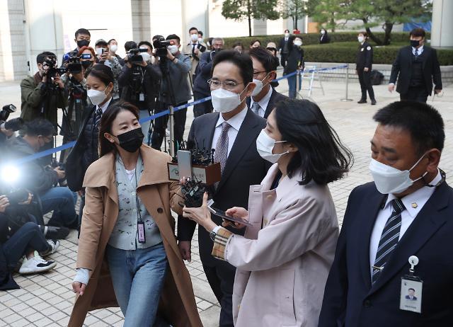법원, 프로포폴 불법투약 혐의 이재용에 벌금 7000만원 선고