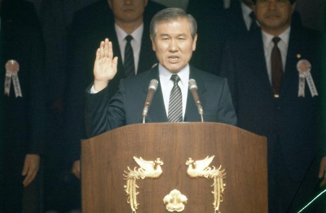 韩国前总统卢泰愚因病去世