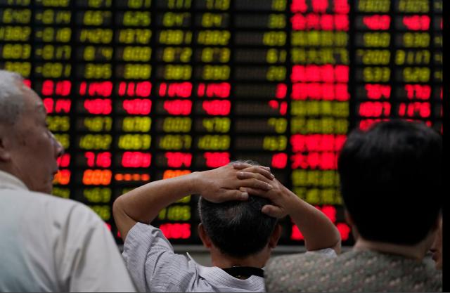 """[중국증시] HSBC, 중국 주식 비중 확대 의견...""""이토록 싼적이 없다"""""""