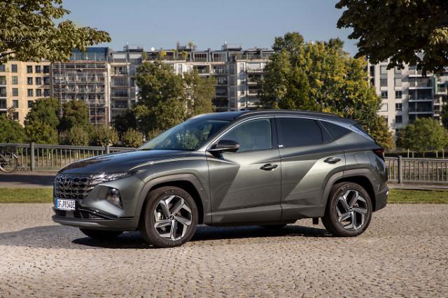 현대차 투싼 PHEV, 독일 3대 전문지 비교평가서 1위 싹쓸이