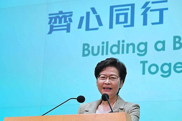 [NNA] 홍콩정부, 격리면제 대부분 폐지, 입경규제 강화