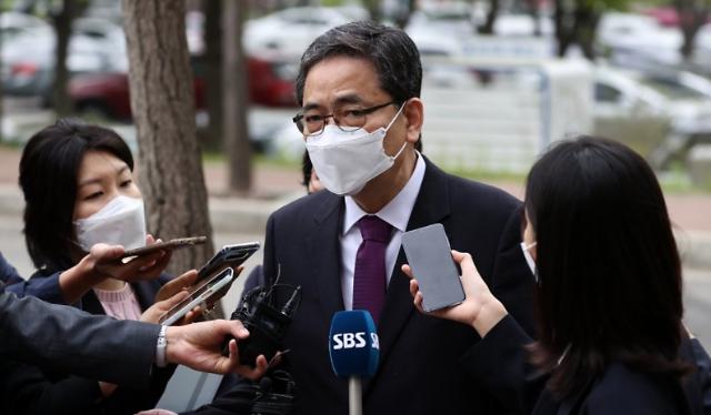 '하나은행 컨소시엄' 무산위기 맞자 곽상도 '역할'?