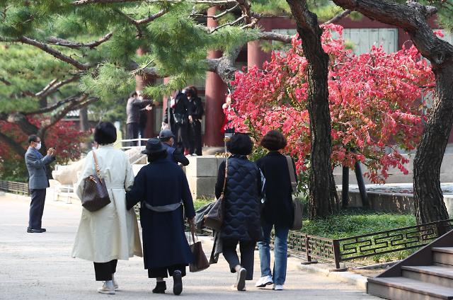 단계적 일상 회복에 서울 관광 기지개