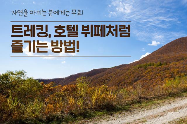 [카드뉴스] 정선 하늘길트레킹, 호텔뷔페처럼 즐기는 방법