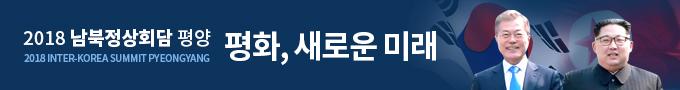2018남북정상회담 평양 - 평화, 새로운 미래